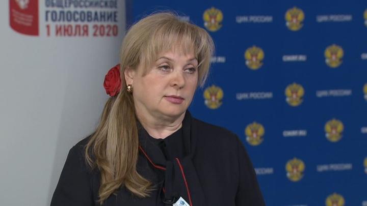 """Памфилова подчеркнула, что """"никаких сомнительных побед нам не надо"""""""