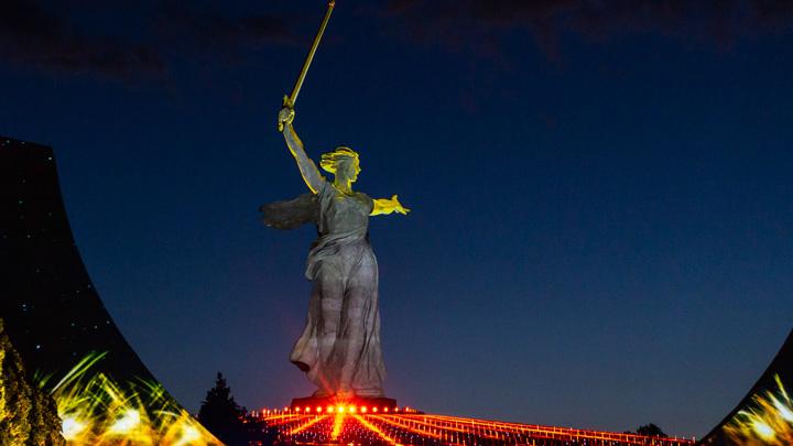 Концерт Победы на Мамаевом кургане (фото: Олег Димитров)