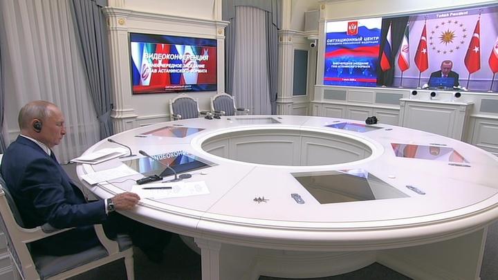 Лидеры России и Турции поговорят об Афганистане и Закавказье