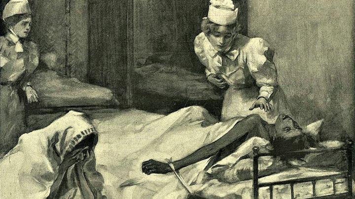 Холера в Европе в XIX веке