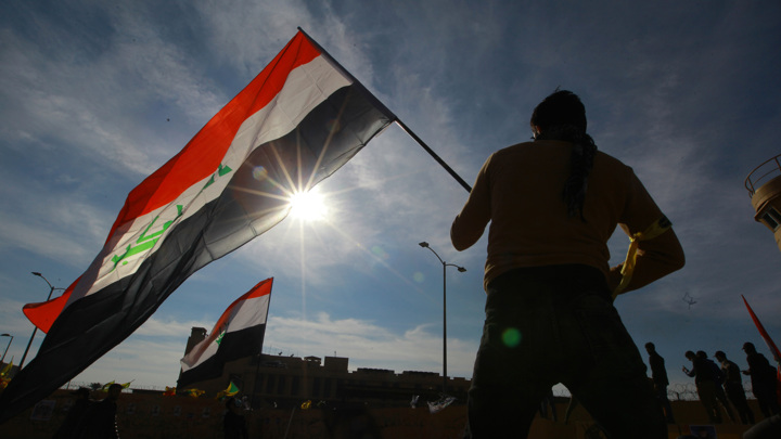 Минобороны Ирака не передавало никаких разведданных Штатам