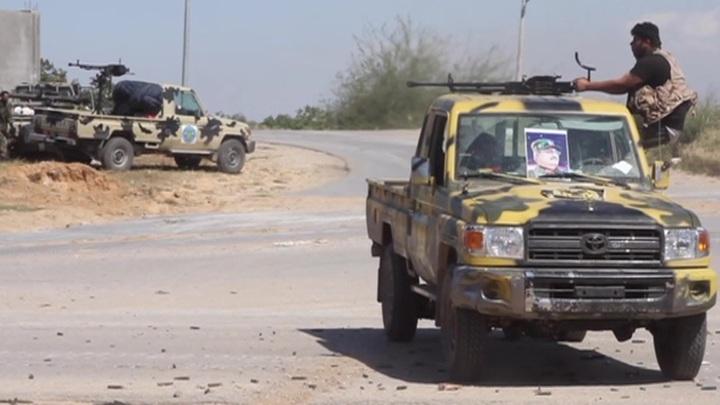 В Ливии совершено нападение на кортеж главы МВД