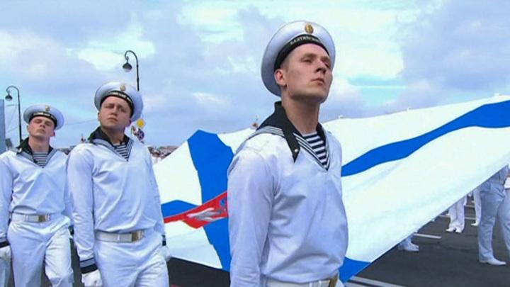 Путин подписал указ о Военно-морском флаге