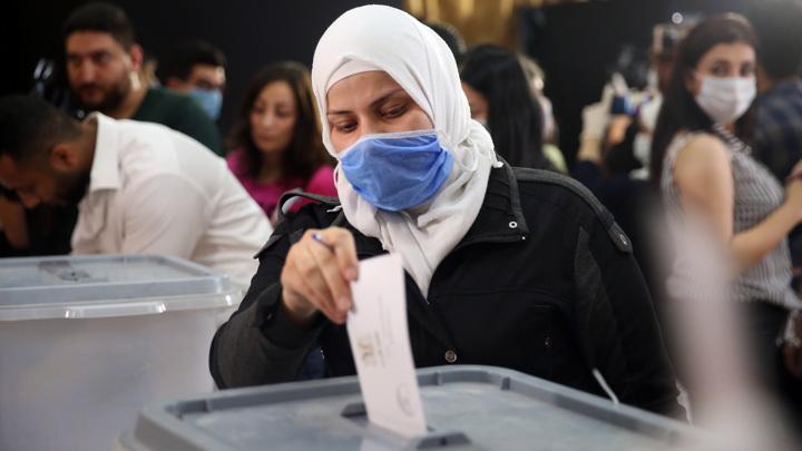 Пять стран требуют не признавать президентские выборы в Сирии