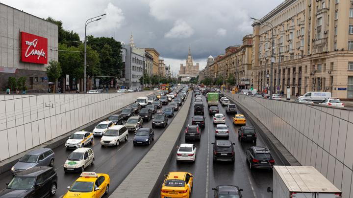 Понедельник станет самым холодным днём в Москве в течение третьей декады октября