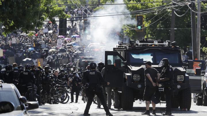 Серия перестрелок в Сиэтле: три человека погибли, пять – получили ранения