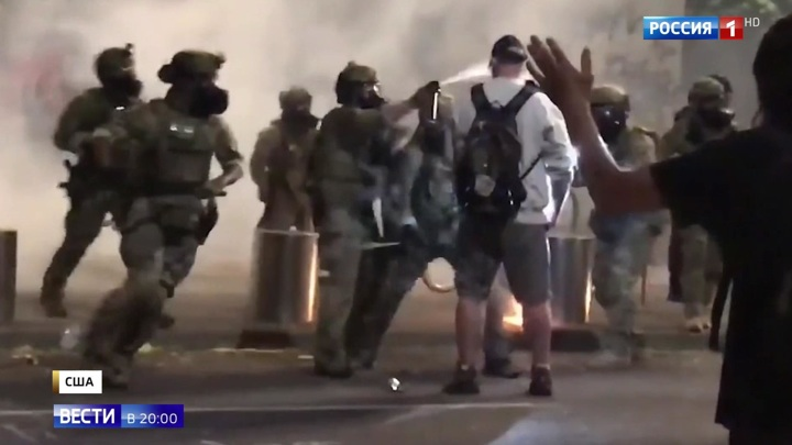 Американский спецназ взял на вооружение тактику радикалов