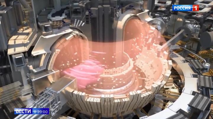 35 стран-участниц, в числе которых Россия: во Франции начали собирать термоядерный реактор