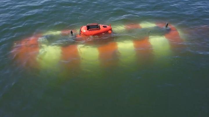 В России появятся глубоководные спасательные аппараты нового поколения
