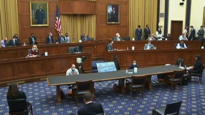 Антимонопольный комитет Конгресса вызвал на ковер глав четырех IT-гигантов США