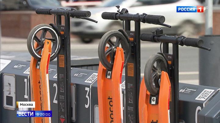 Вне правил: электросамокаты пока не считаются транспортным средством