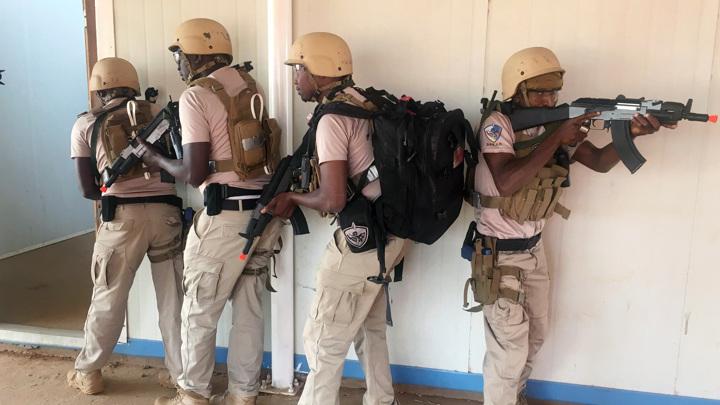 В Нигере убит полицейский, еще двое похищены