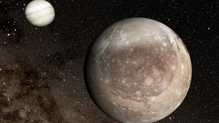 На самом большом спутнике в Солнечной системе нашли колоссальный кратер.
