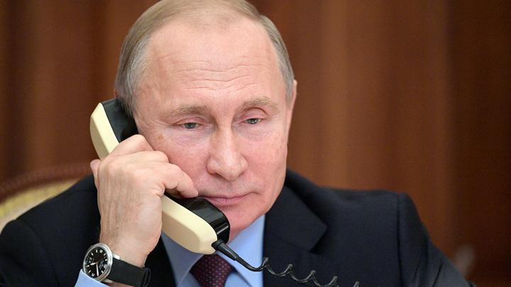 "Путин обсудил поставку ""Спутника V"" с президентом Мексики"