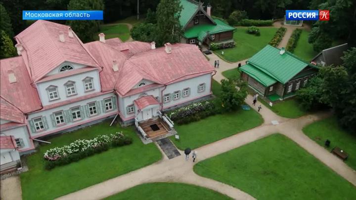 "Музей-заповедник ""Абрамцево"" отмечает столетний юбилей"