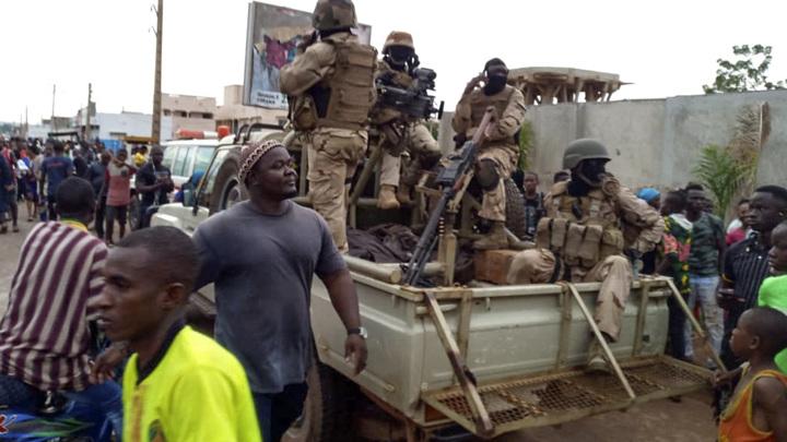Лидера малийских мятежников подготовил Пентагон