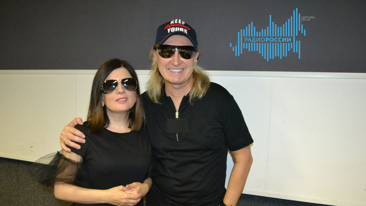 Диана Гурцкая и  Александр Иванов