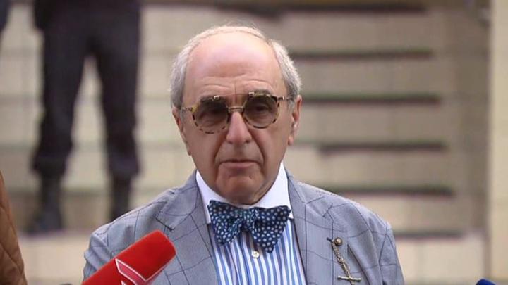 Суд отказался вернуть Добровинскому статус адвоката