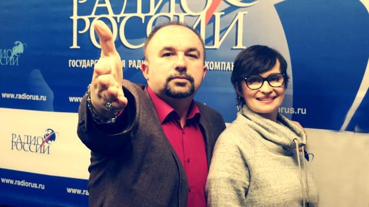 Дмитрий Чернов и Алла Волохина