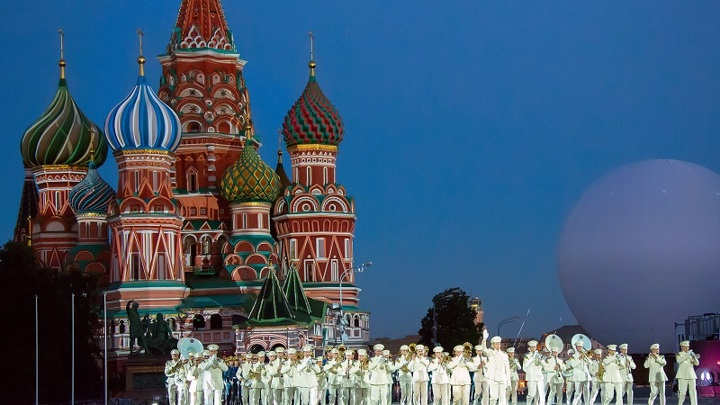 Фестиваль «Спасская башня» на Красной площади отменен