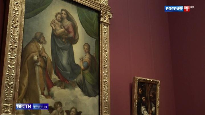 65 лет назад в Дрезденскую галерею вернулись шедевры, спасенные советскими войсками
