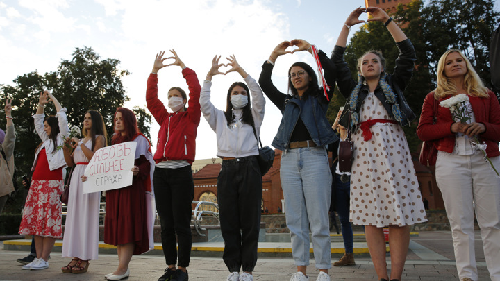 Акции протеста в Белоруссии могут возобновиться в конце марта