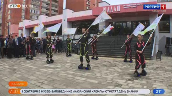 """НКЦ """"Казань"""" открыли после реконструкции в День республики"""