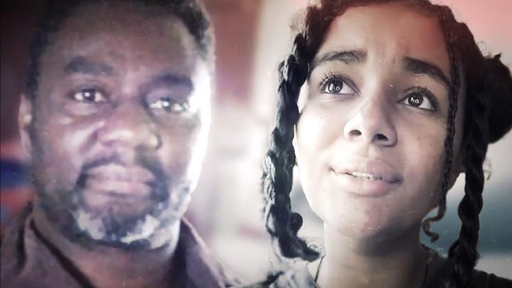 Рэп-исполнительница нашла в Намибии отца