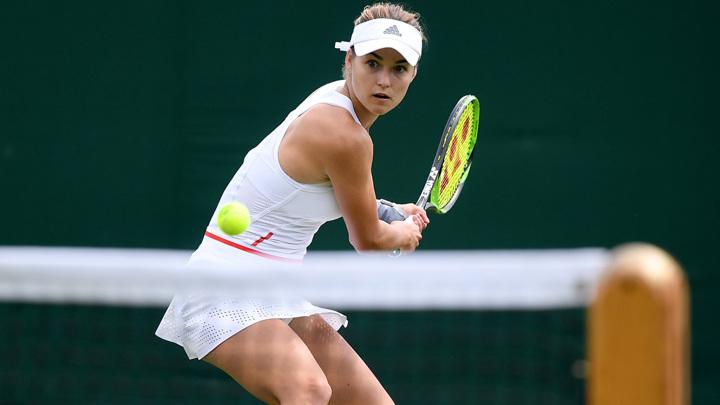 Калинская пробилась в четвертьфинал турнира в Италии