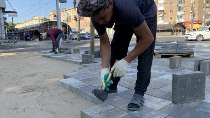 Стало известно, когда в Самаре завершится ремонт улицы Победы