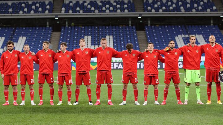 Сборная России сыграет с командой Венгрии в Лиге наций
