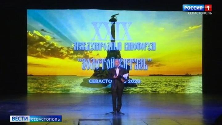 """Звезды театра и кино прибыли в Севастополь на """"Золотой витязь"""""""