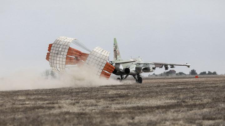 Такого еще не было: российские штурмовики приземлились на грунт