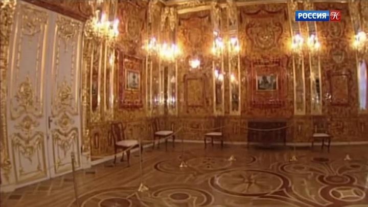 Появилась версия о местонахождении утраченной Янтарной комнаты