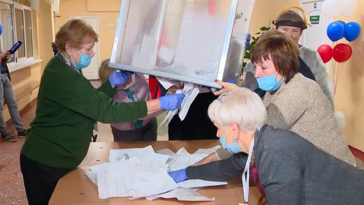 Выборы губернатора в Прикамье: лидирует самовыдвиженец Дмитрий Махонин