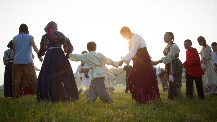 """""""Традиция"""" – семейный форум под открытым небом в Одинцовском районе"""