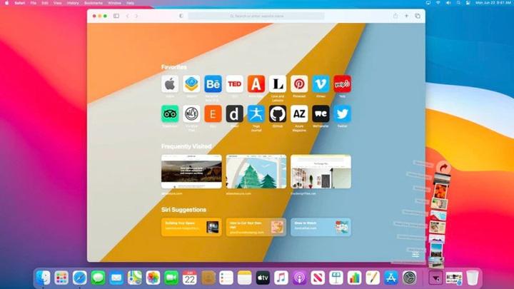 Apple выпустила новый браузер