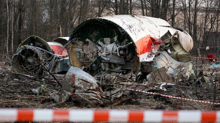 Россия запросила у Польши данные о разговоре Качиньского перед крушением самолета