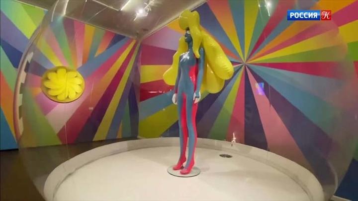 В Музее Современного искусства – выставка Саши Фроловой