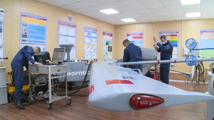 Воронежская военно-воздушная академия отмечает вековой юбилей