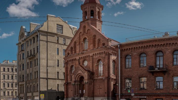 Церковь Яани Кирик /church.jaanikirik.ru/