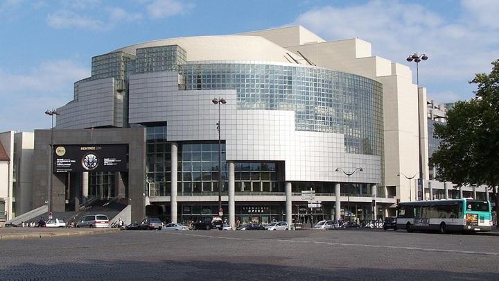 "Парижская опера ""Бстий"" / LPLT at French Wikipedia / CC BY-SA"