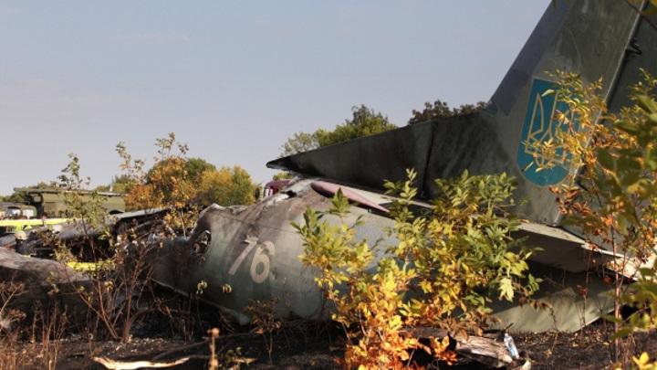"""Извлечены черные ящики Ан-26, Франция предложила Украине """"любую помощь"""""""