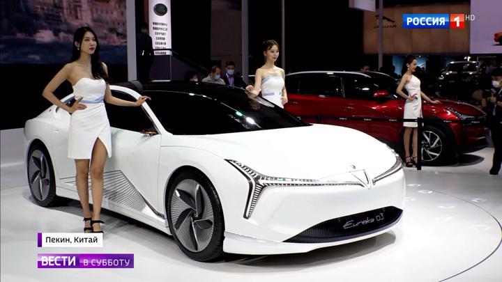 Китай диктует всему миру автомобильную моду