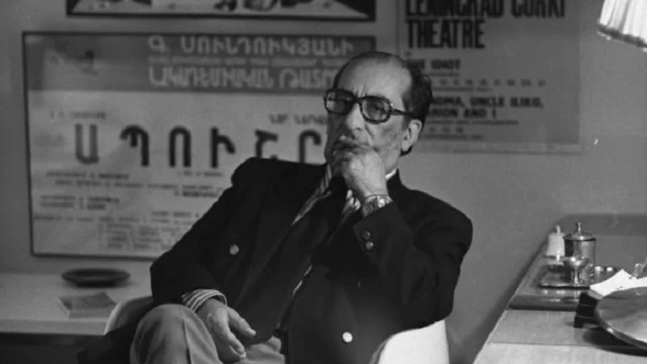 105 лет со дня рождения Георгия Товстоногова