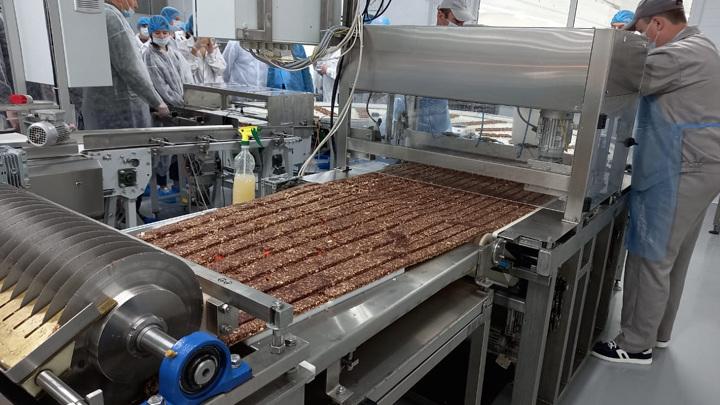 В Торжке запустили новое предприятие по производству продуктов питания