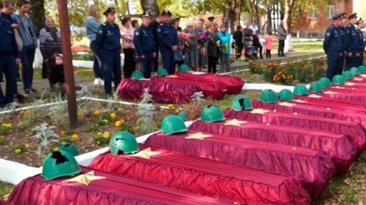 За время Вахты Памяти в 2020 году из калужской земли подняли 839 воинов