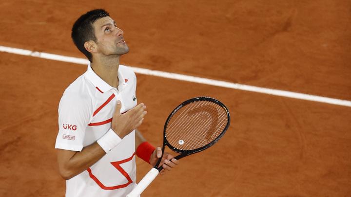 Джокович вышел в третий круг Masters в Риме, обыграв Фритца