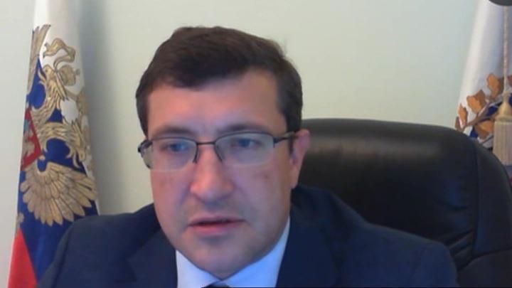"""Никитин: """"Проблему водоснабжения в Ворсме решат за счет регионального бюджета"""""""