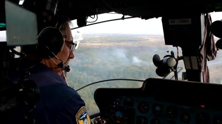 Сводный план тушения лесных пожаров утвержден в Ивановском регионе